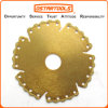 Vacuum Brazed Diamond Segment Saw Blade