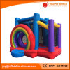 Commercial Rental Inflatable Bouncer Jumping Castle Combo with Slide (T3-461)