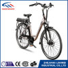700c 36V 10ah Electric City Bike with Lithium Battery for Girl