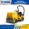 Mini Skid Steer 1.6t Light Vibratory Double Road Rollers Xmr15s