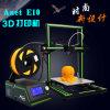 Metal Anet E10 Wholesale Desktop Fdm Half-Kit Packing Green Big Print Size New 3D Printer