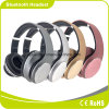 2017 Hot Selling Wireless Headphone Black Bluetooth Earphone Headset