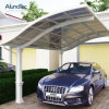 Large Outdoor Aluminum Polycarbonated Carport