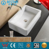 Whole Sale Price Ceramic Items Countertop Basin with Wall-in Mixer Bc-7087