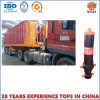 4 Stages Dump Trailer Used Telescopic Hydraulic Cylinder