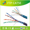 1000 Feet Solid Copper 24AWG 4 Pair FTP Cat5e Networking Cable