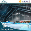 25m * 35m Strong Frame TFS Tennis Court Curved Sport Tent for Sport Game