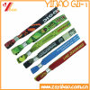 Custom Festival Fabric Wristbands for Events (YB-LY-WR-17)