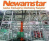 Intelligent Stereoscopic Warehouse for Beverage Packaging