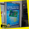 Double Sided Outdoor Scrolling Light Box (#180/C-25A)