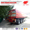 Tri Axles Semi Trailer Tank for Benceno Tanque 35 Cbm Benzene