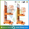 High Lift Electric Goods Order Picker Platform