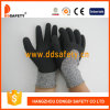 Ddsafety 2017 Cut Resistance Glove Foam Latex Coating Safety Gloves