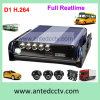 1/2/4CH Digital Video Recorder HDD Mobile DVR for Vehicles Bus Surveillance