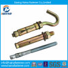 Zinc Carbon Steel Nail Hitting Standard Expansion Bolts