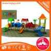 Guangzhou Factory Curved Long Playground Tube Slide
