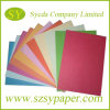 Blank Color Paper Woodfree Printing Paper in Sheet