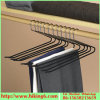 Open End Trouser Hanger, Pants Hangers, Saveing Space Hanger