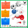 Transparant PE Poncho with Ball (soccer ball/baseket ball/football)