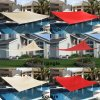 100% New HDPE Fabric Garden Sun Shade Sail for Different Shapes (Manufacturer)