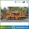 8m to 16m Hydraulic Electric Truck Mounted Scissor Elevator Platform