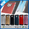 Double Layer Aluminum Hard PC Case for Samsung Galaxy S6