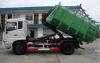 New Condition Foton 4*2 Roll off Garbage Companctor Truck for Sale