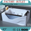 Luxury Acrylic Bathroom Furniture Whirlpool SPA Bath Tub (5210)