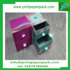 Bespoke Luxury Printing Recycled Materials Feature Paper Packaging Box Storage Box with Drawer