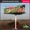 Outdoor Advertising Pole Billboard Steel Structure Billboard