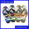 Fashion Men PE Flip Flops with Fashion Printing