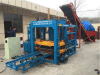 Recommendable Qt4-25 Stationary Automatic Concrete Hollow Interlock Paver Block Machine