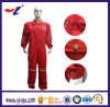100% Cotton Flame Retardant Coverall Fireproof Clothing
