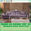 Lovely Wooden Furniture Hoem Fabric Sofa Bed