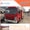 Fire Fighting Equipment Isuzu Brand 4X2 LHD Type Truck