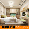 Oppein Hinged Wardrobe with Built-in Baby Crib (PLYP17012-059)