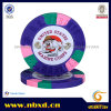 9.5g 3color Pure Clay Marine Corps Sticker Chip (SY-C05-1)