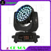 36X10W Zoom LED Moving Head Wash DJ LED Light Disco