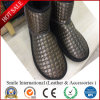 Good Quality PVC Artificial Leather for Shoes