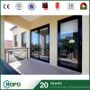 Chinese Aluminum Front Exterior French Door Double Glazed