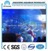 Large Transparent Round Acrylic Aquarium Restaurant Project Price