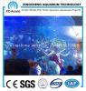 Large Transparent Round Acrylic Aquarium Restaurant Project Price