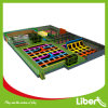 Large Indoor Trampoline Park Design with Ninja Course, Large Foam Pit Trampoline Park