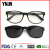 Promotional Ynjn High Quality UV400 Magnet Sunglasses Own Logo (YJ-2117)