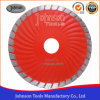 125mm Sintered Turbo Wave Saw Blade for Cutting Granite