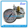 All Stainless Steel Pressure Gauge with Panel - Pressure Transmitters