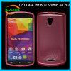 Transparent Clear TPU Phone Case for Blu Studio