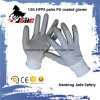 13G Gary PU Coated Safety Cut Glove Level Grade 3 and 5