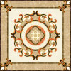 Flower Pattern Carpet Tile Polished Crystal Ceramic Floor Tile 1200X1200mm (BMP38)