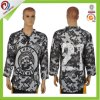 Breathable Cheap Custom Subliamted Goalie Cut Ice Hockey Jerseys